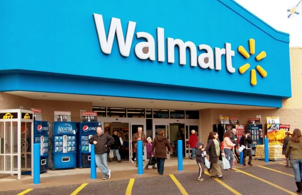 Loja e supermercado Walmart