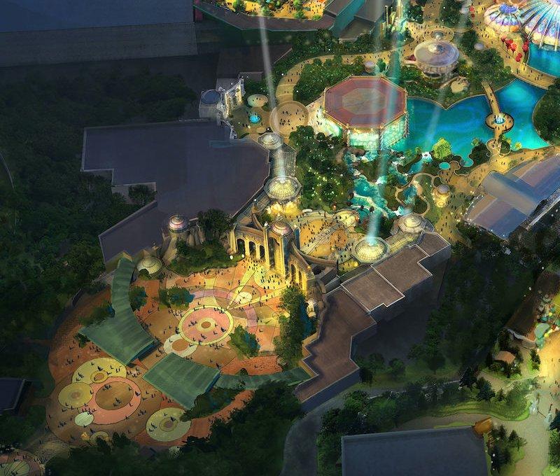 Universal's Epic Universe: o novo parque da Universal Orlando