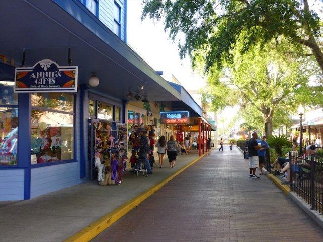 Loja de souvenir Annie's Gifts em Orlando