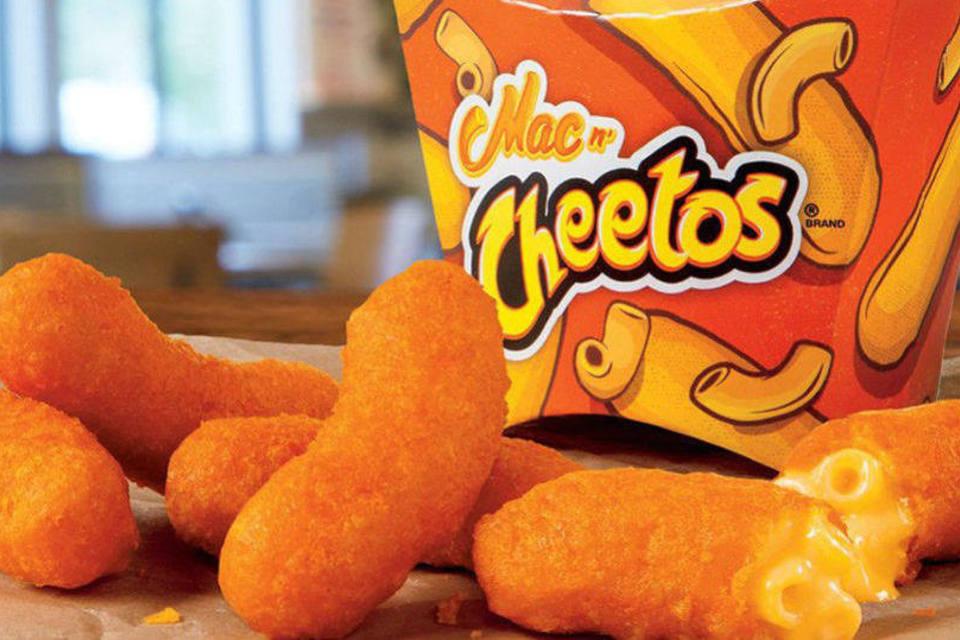 Cheetos vendido em Orlando