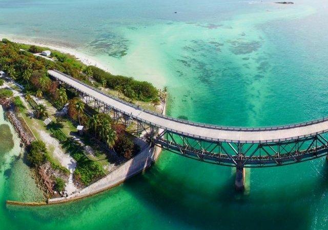 A incrível ilha de Key West na Flórida
