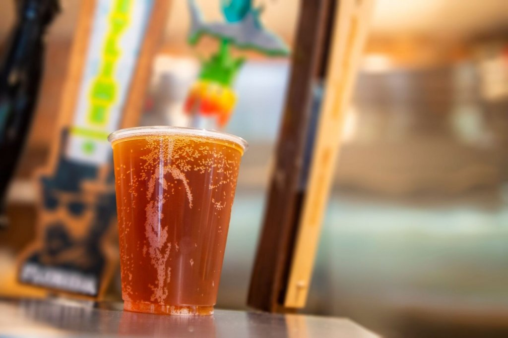 SeaWorld Craft Beer