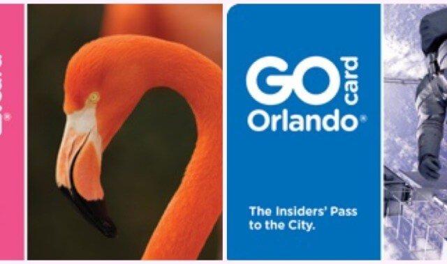 Go Card de Orlando: Visite diversas atrações com seu cartão