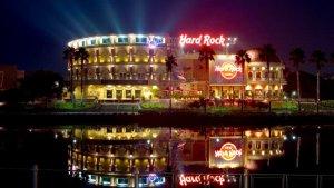 Restaurante Hard Rock Café em Orlando