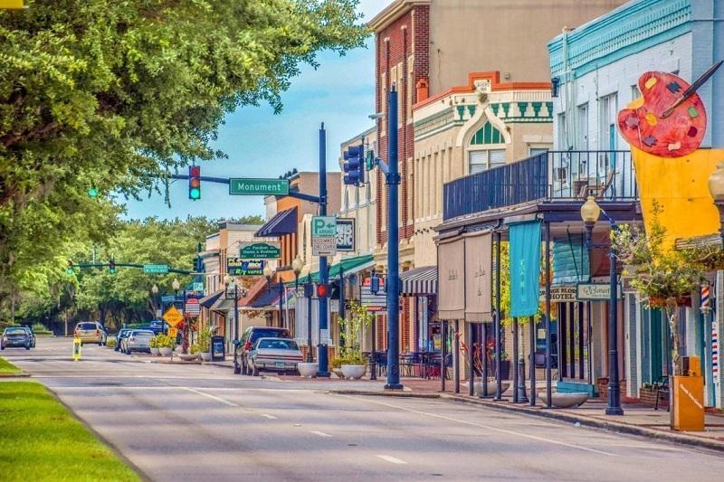 A cidade de Kissimmee
