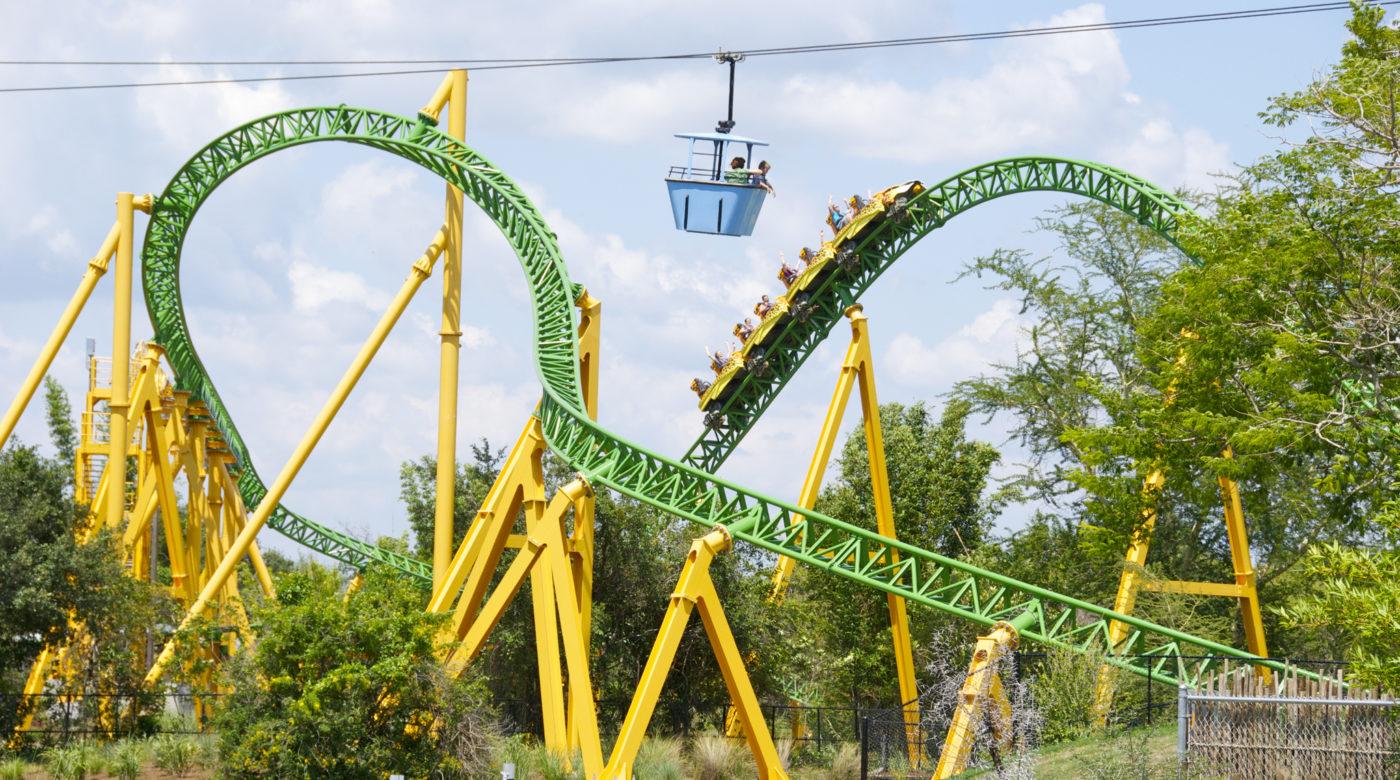 Parque Busch Gardens