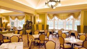 Restaurante de hotel da Disney