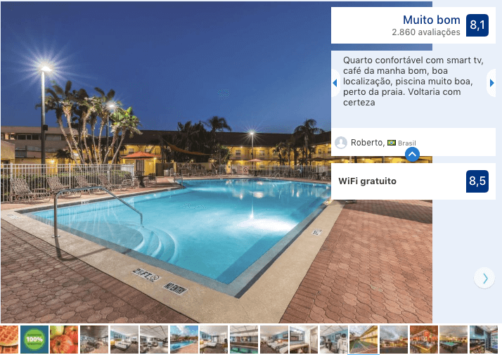 Hotel La Quinta Inn em Cocoa Beach