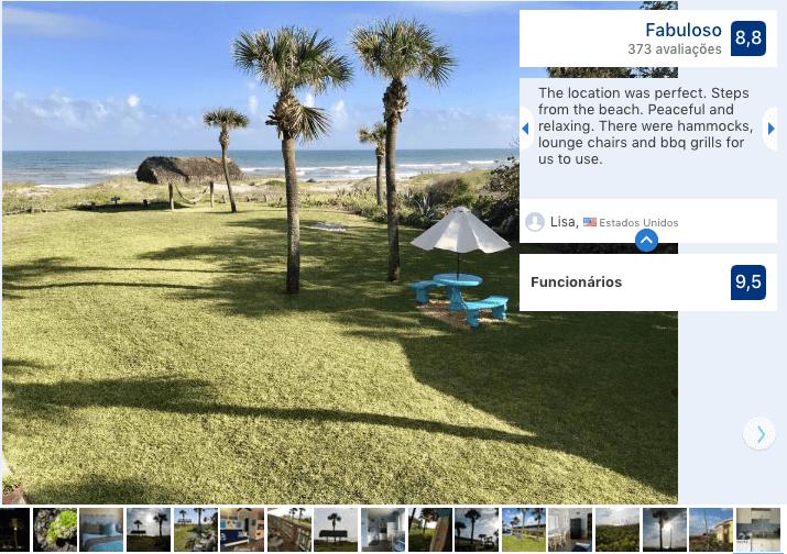 Hotel South Beach Inn em Cocoa Beach