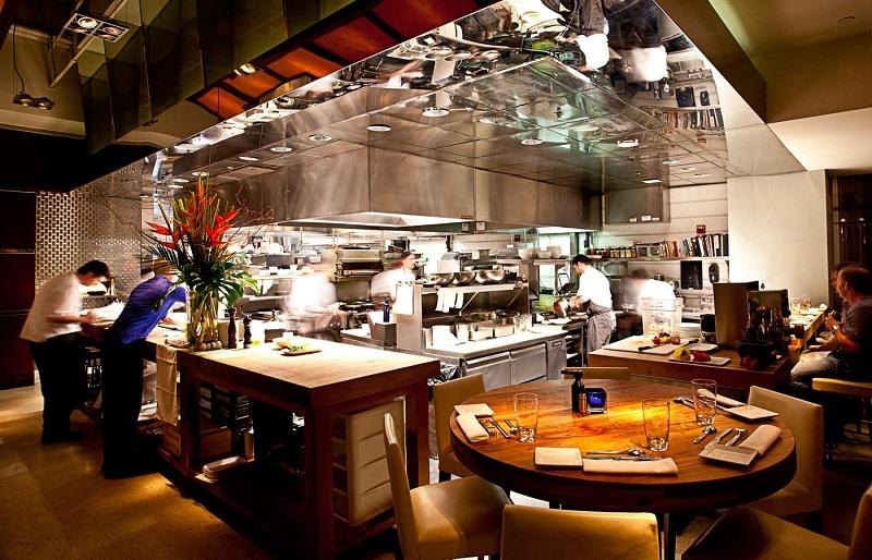 Restaurante Luma on Park em Winter Park