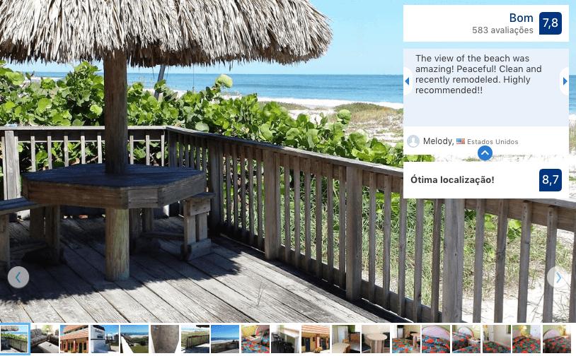 Motel Anthony's on the Beach em Cocoa Beach