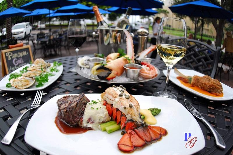 Restaurante Parkshore Grill