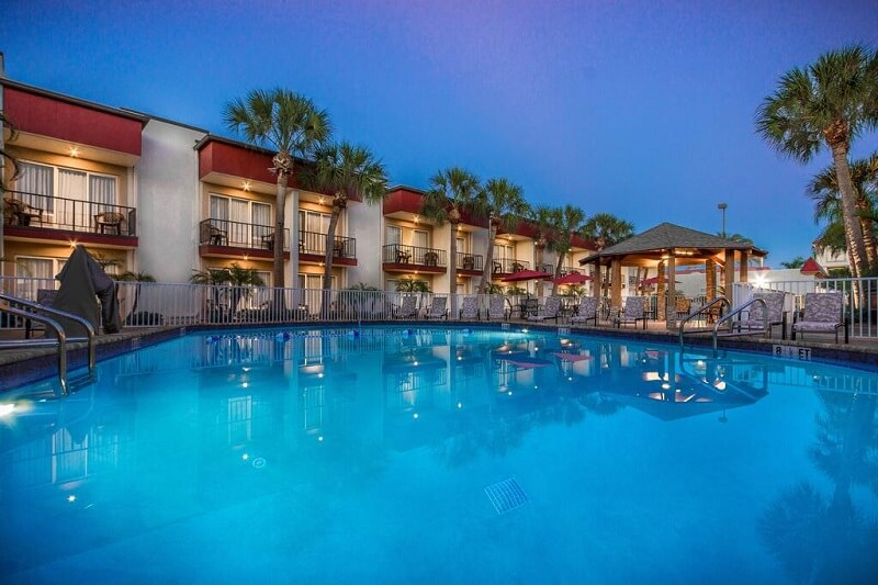 Piscina do HotelLa Quinta Inn Clearwater Central