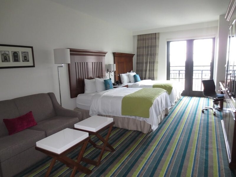 Quarto do HotelThe Alfond Inn em Winter Park