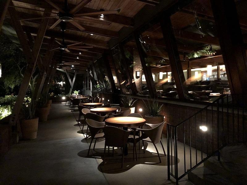 Restaurante em Winter Park