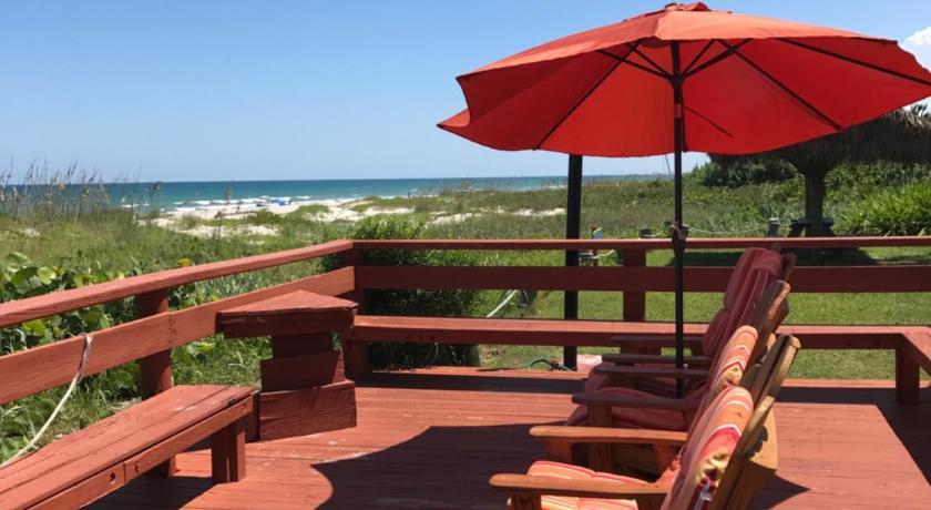 Vista Hotel South Beach Inn em Cocoa Beach