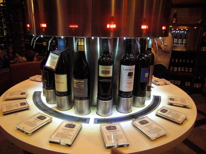 The Wine Room em Winter Park