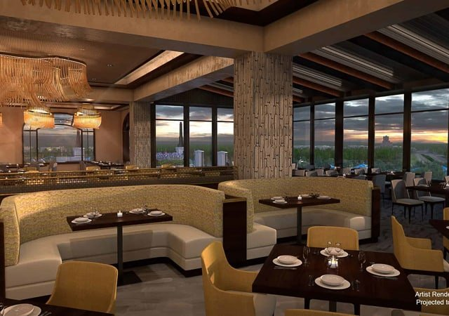 Restaurante Topolino's Terrace Flavors of Riviera na Disney Orlando