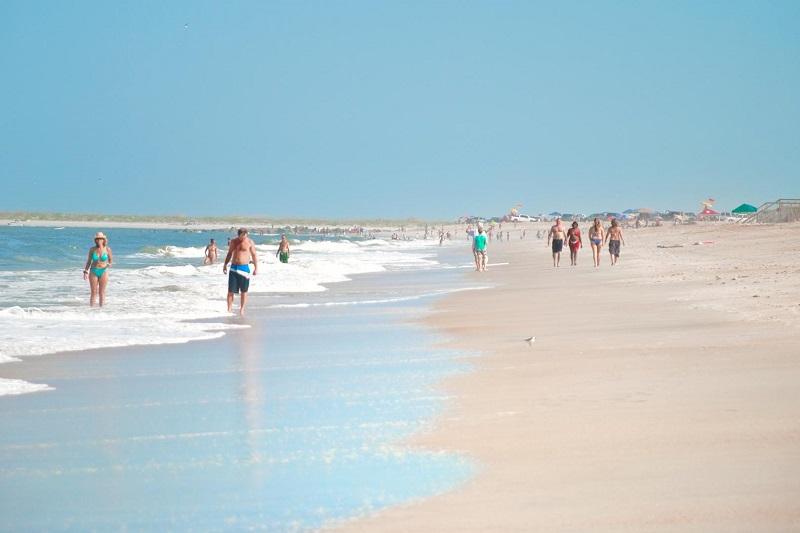 Vilano Beach em Saint Augustine