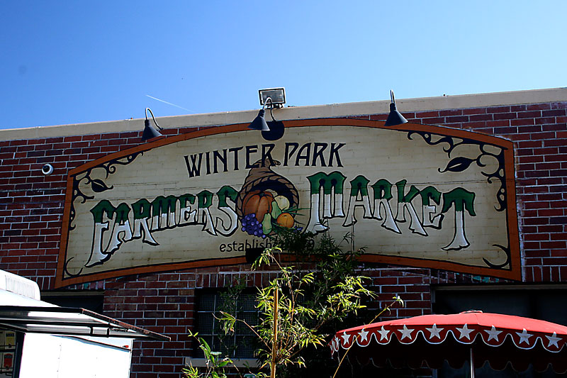 Winter Park Farmer's Market em Winter Park