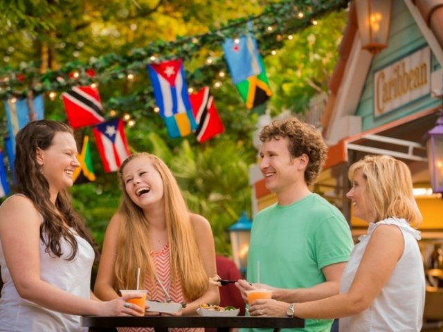 Festival Seven Seas Food no SeaWorld Orlando em 2020
