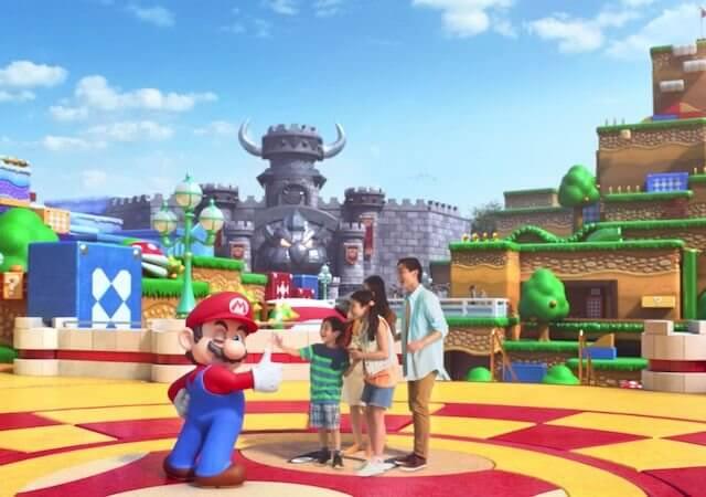 Super Nintendo Land na Universal Orlando