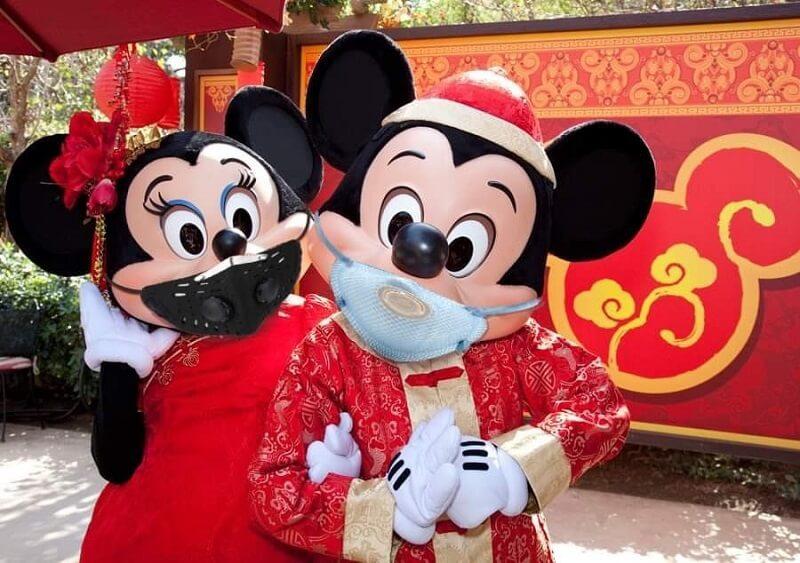 Disney na pandemia do Coronavírus
