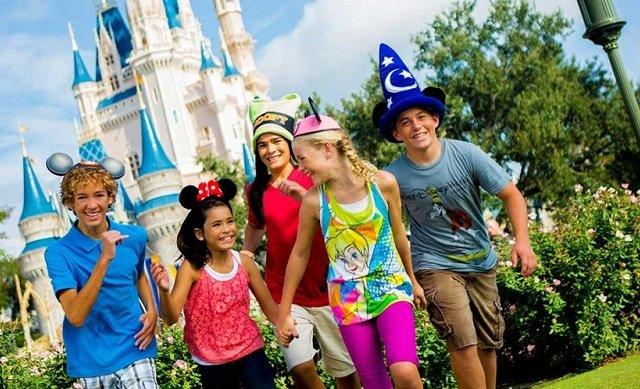 Melhores agências de viagem para crianças e adolescentes em Orlando