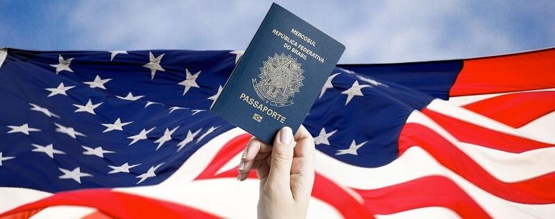 Passaporte para os EUA