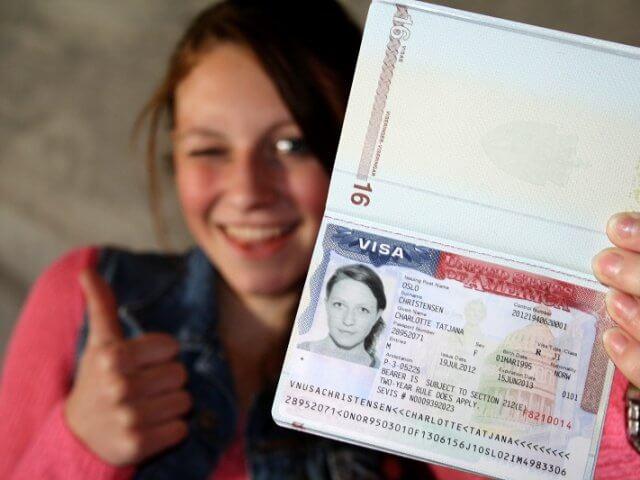 Assessoria de visto para os Estados Unidos de graça