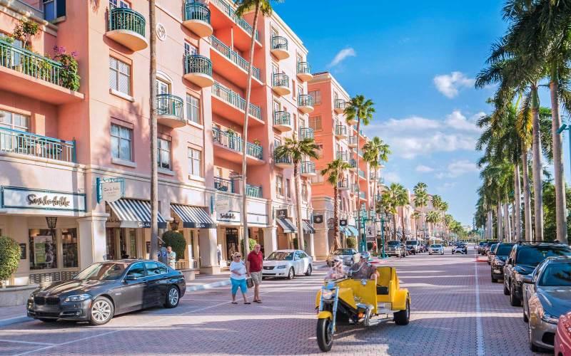 Ruas da Flórida