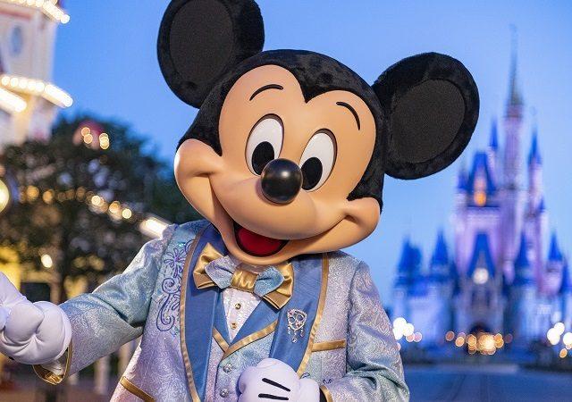 Festa de 50 anos da Disney em Orlando