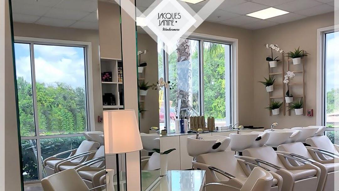 Cadeiras do Salão de cabeleireiro Jacques Janine em Orlando