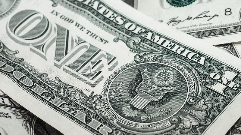 Nota de um dólar