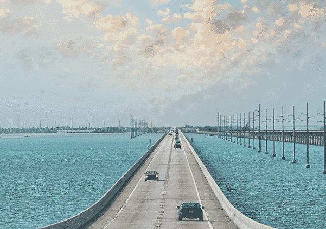 Transfer do aeroporto de Key West até o hotel