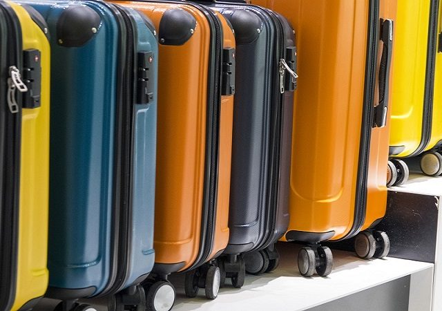 Aluguel de malas para viagem internacional