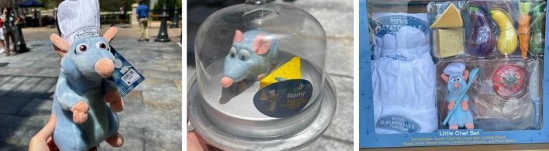 Produtos Ratatouille